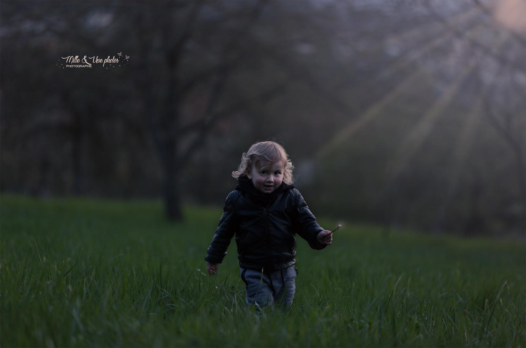 Fairy shooting enfant maelo