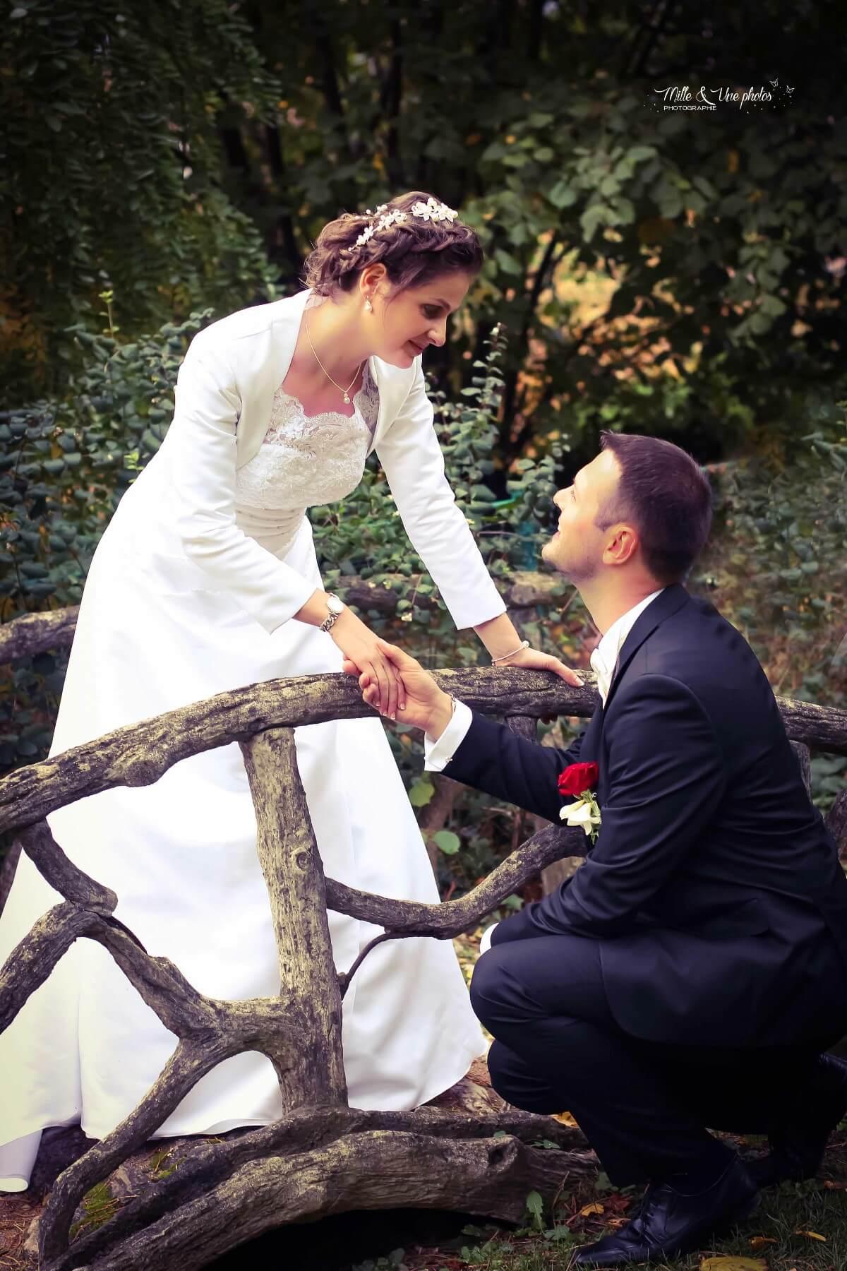 Mariage couple 1001photos moselle