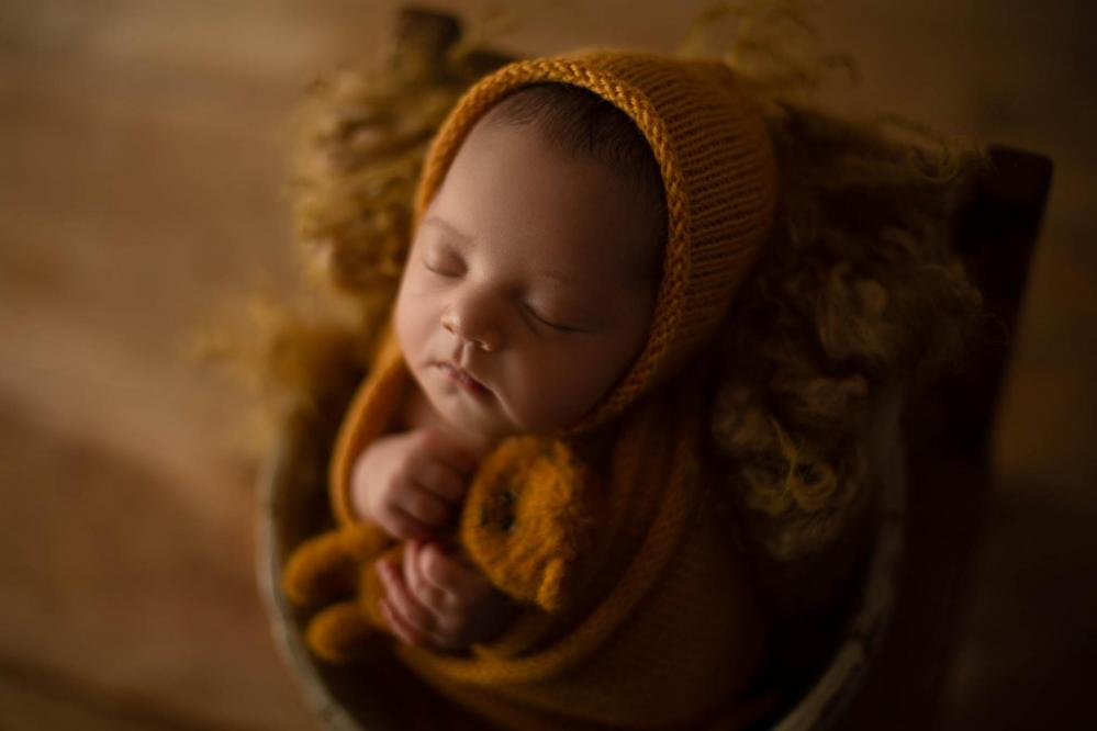 Sandra collignon photographe naissance en moselle nancy metz luxembourg rose 1